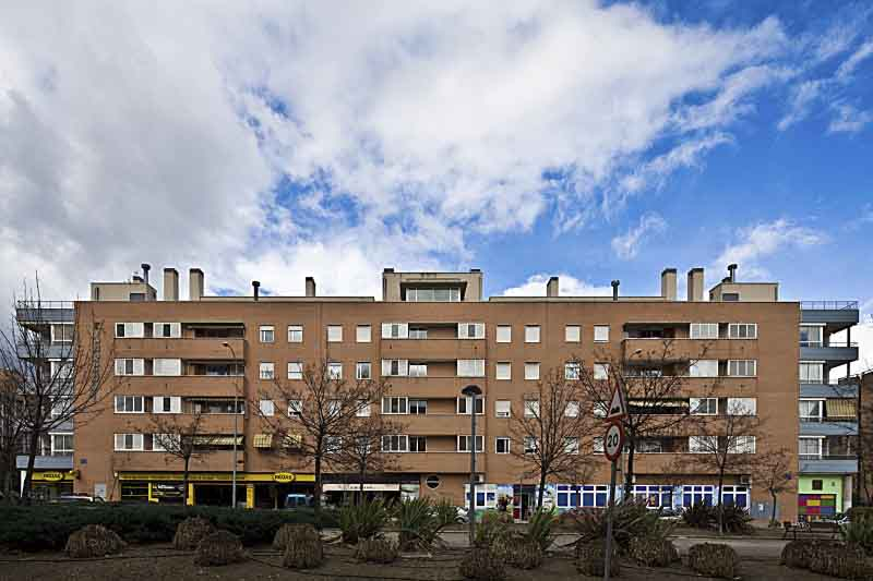 larcovi edificio legan s norte viviendas de alquiler On edificio natura leganes